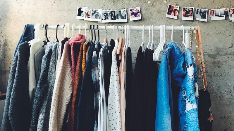 ropa para un año