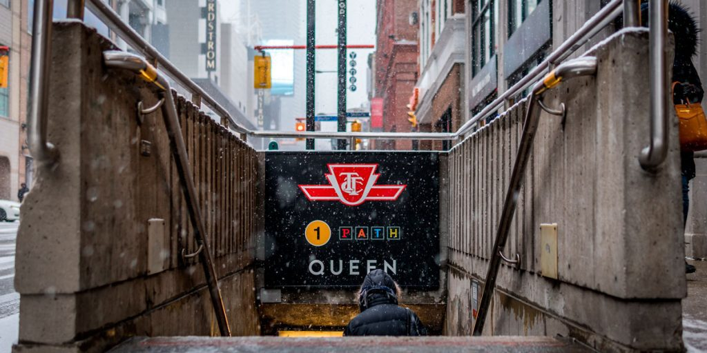 Sistema de Transporte Metro Toronto