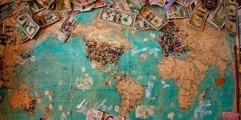 cómo enviar dinero al extranjero
