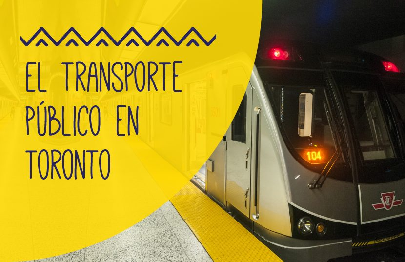 transporte público en Toronto