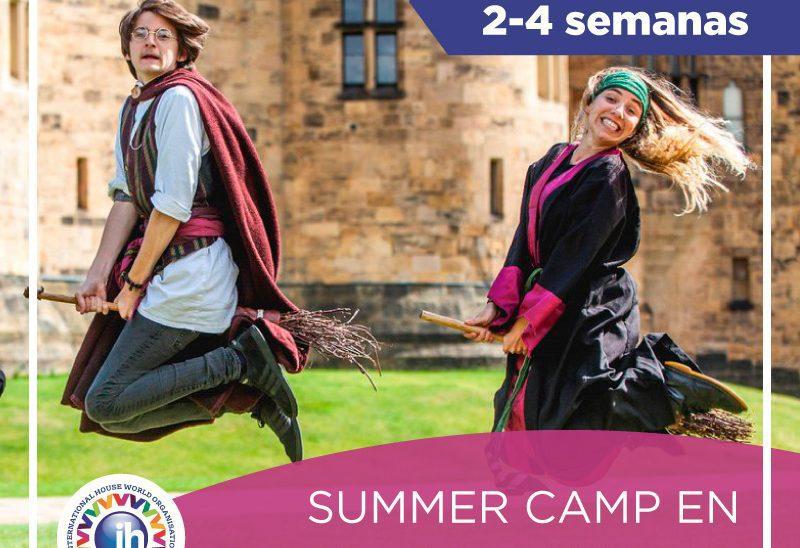 summer camp en inglaterra