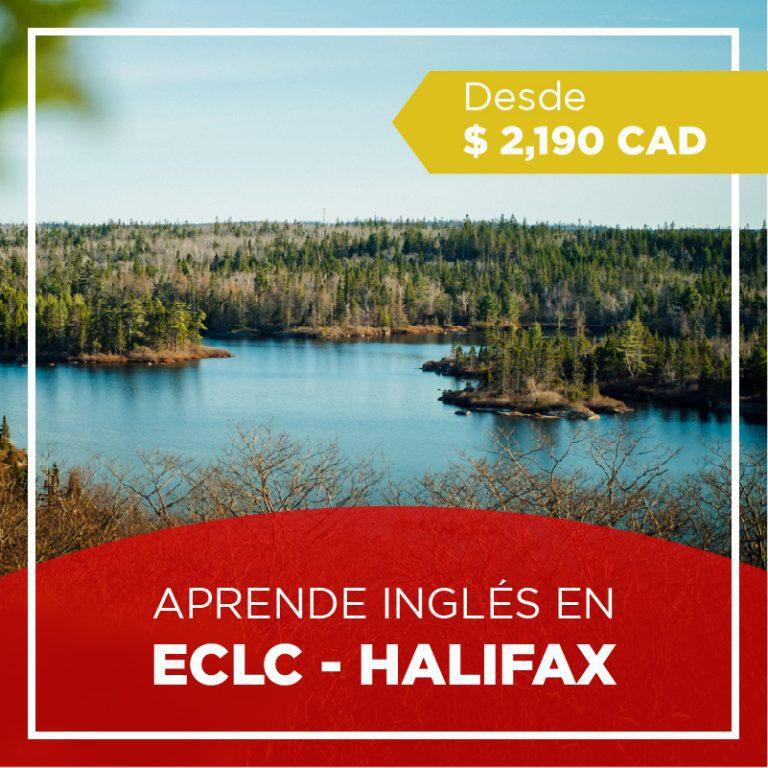 Curso de inglés en Halifax